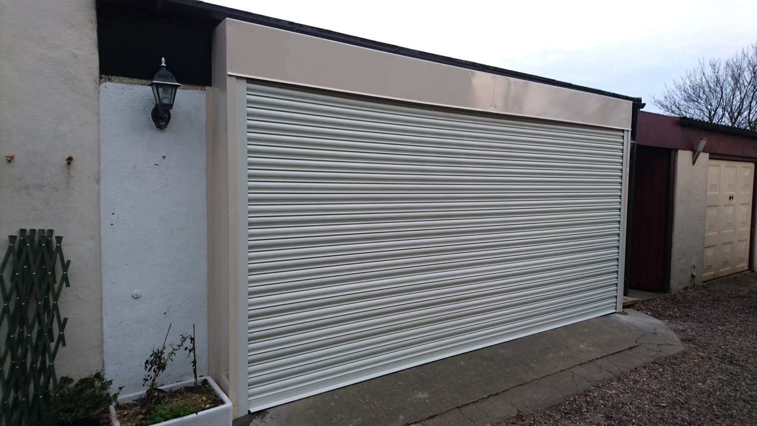 Custom Garage Door Access All Doors Ltd Automatic Door Leeds