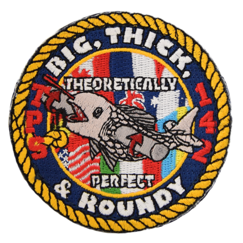 Embroidered Badges & Patches