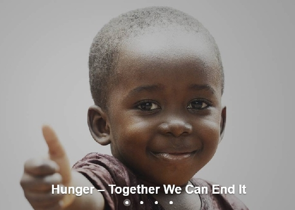 Support Claudius Gateway & World Food Aid