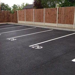 Parking Spaces, Enfield - EN3