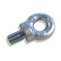 FS677  M24 collared eye bolt