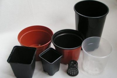 View Plastic Plant Pots & Trays
