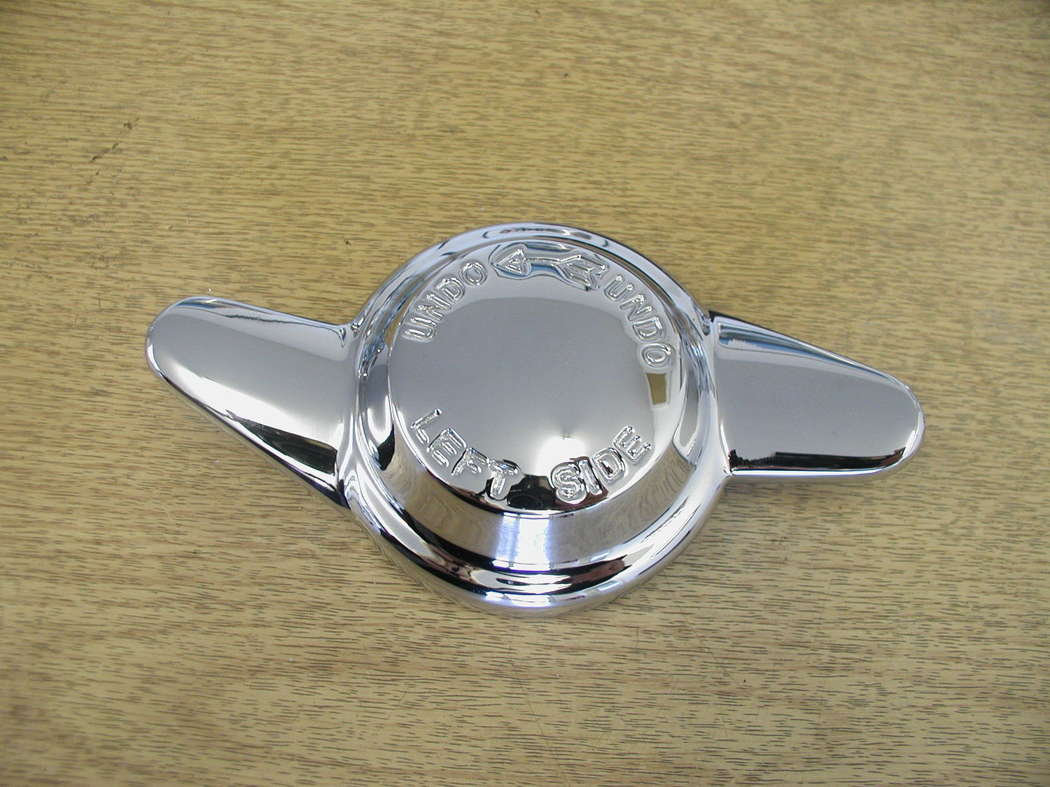 Two Eared Wheel Spinner, Plain (LHS)