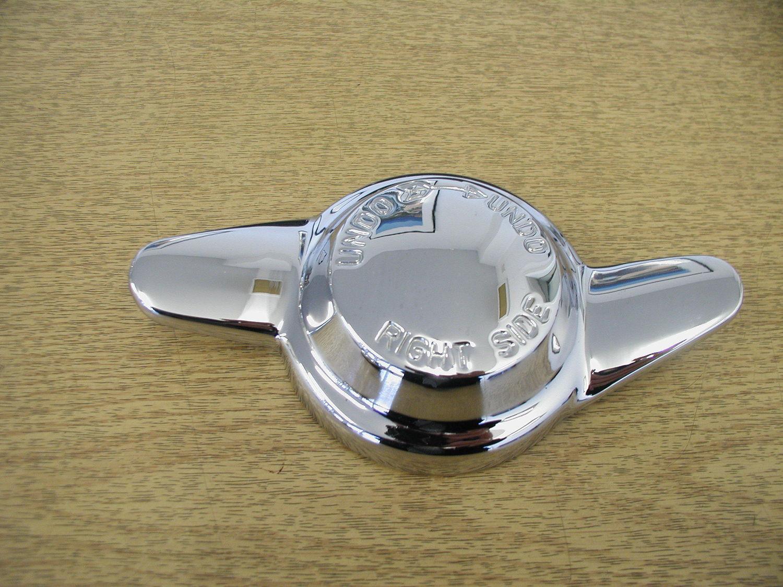 Two Eared Wheel Spinner, Plain (RHS)