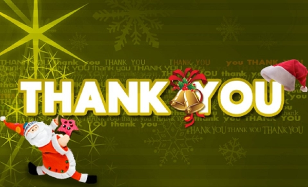 Happy Christmas & Thank you to all customers old and new.