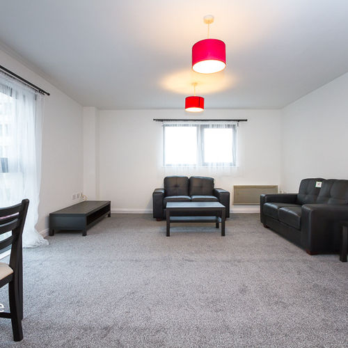 LANDMARK PLACE CARDIFF CITY CENTRE FURNISHED TWO BEDROOM APARTMENT