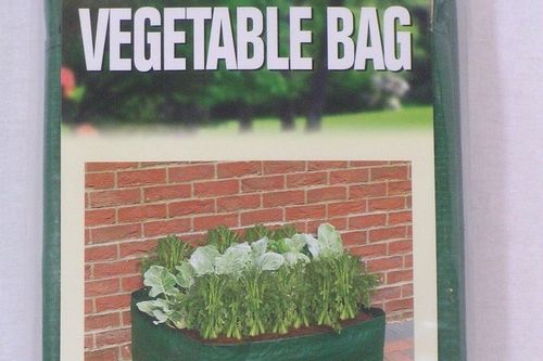 Patio planter bag for Vegetables reusable planter bag