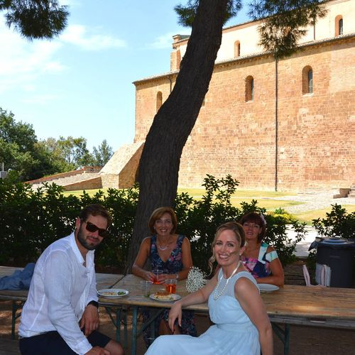 Abbey Wedding & Garden Villa Reception