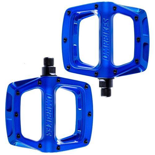 DMR Bikes v8 pedals blue