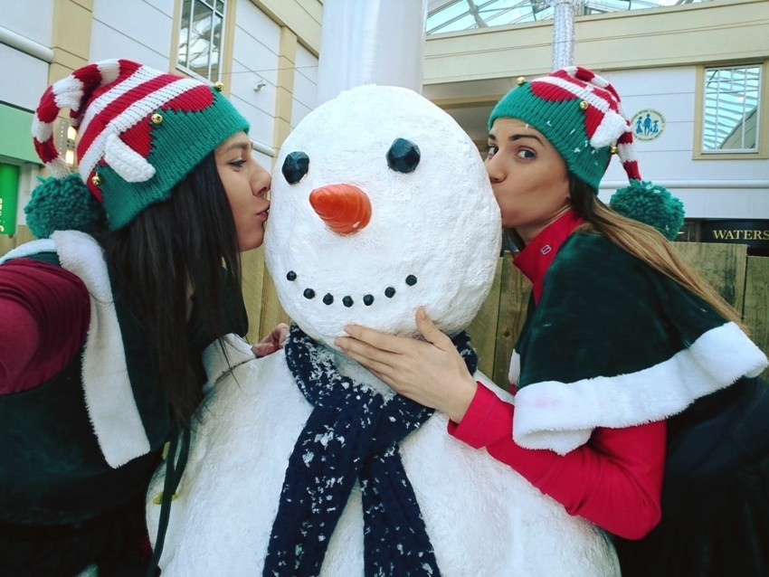Seasonal Promotional Staff