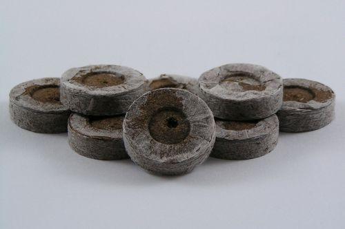 33mm Jiffy 7 peat pellets compressed peat discs