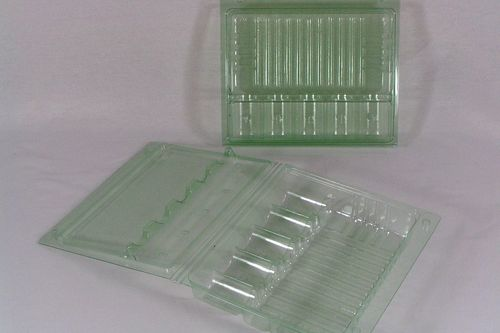 Mail order blister plant plug packs 38 x 50mm x 5 plugs