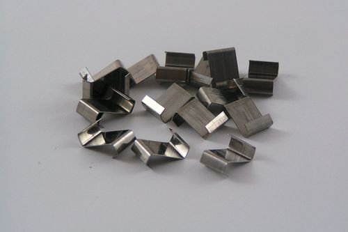Greenhouse Z clips glazing clips stainless steel