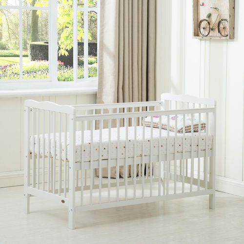Brooklyn Baby Cot Crib With Water repellent Mattress