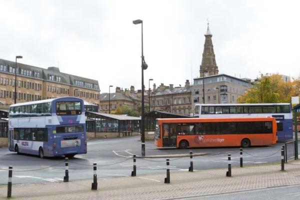 Revealed: When you can use contactless payment to board a bus in Calderdale