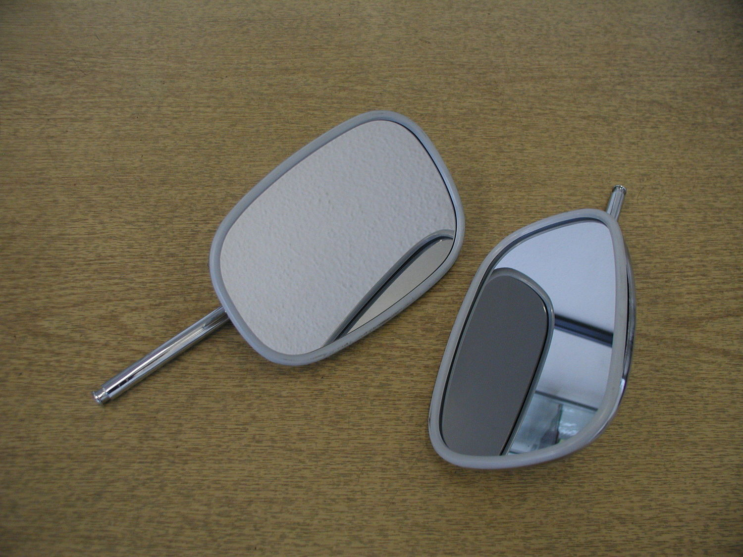 Door Mirror - Telescopic, Convex, LH
