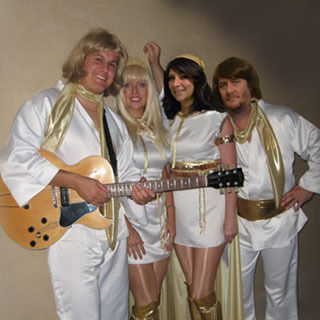 ABBA TRIBUTE - 4 or 5 piece band or DUO