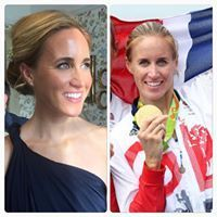 Helen Glover British Olympic Champion