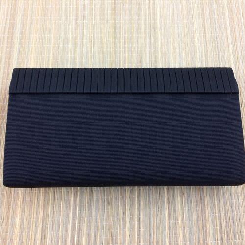 NEW black kimono bag