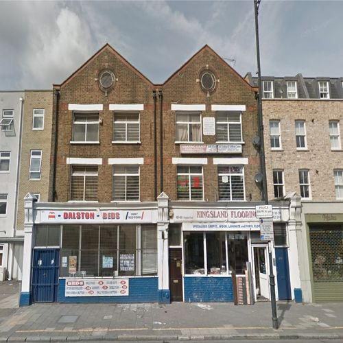 Kingsland Road (1st Floor Office) - E8