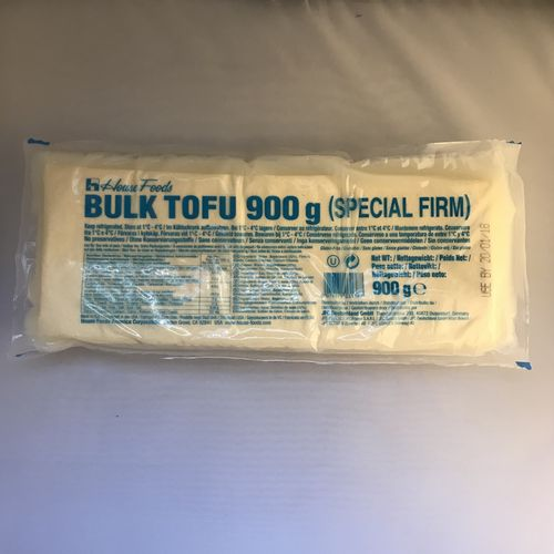 House Tofu Firm Tofu 8x900g/case