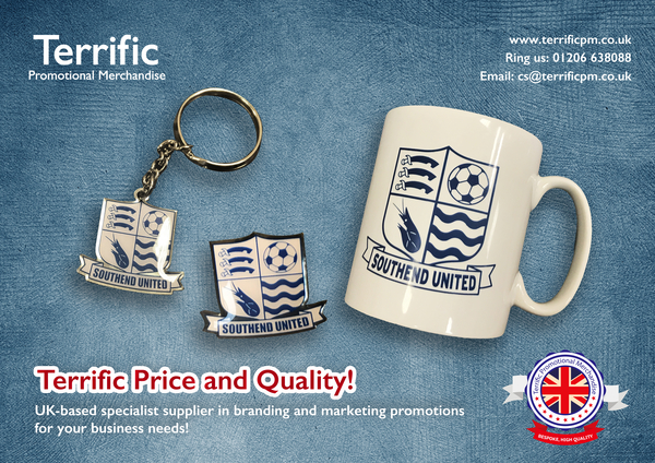 Club Merchandise for Southend United F.C.