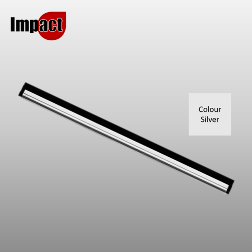 Impact Value Window Cleaning Squeegee Channel & Rubber only