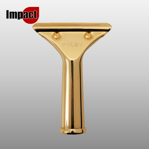 Impact Brass Window Cleaning Squeegee Handle Only