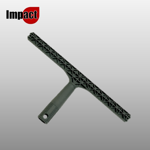 Impact Value Applicator T-Bar Plastic, Black