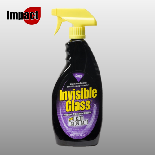 Clean & Repel Invisible Glass Cleaner by Stoner