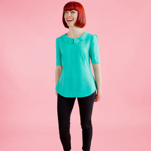 Tilly And The Buttons Orla Shift Top