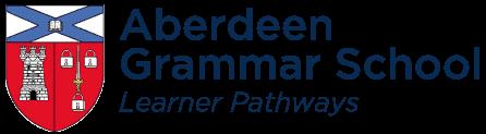 Aberdeen Grammar School Learner Pathways | Aberdeen Grammar School | AGS Learner Pathways | Aberdeen Grammar