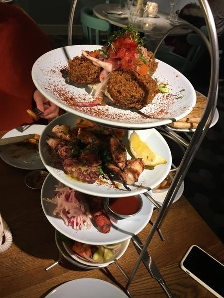 The Real Greek Eatwalktalkbristol food tour