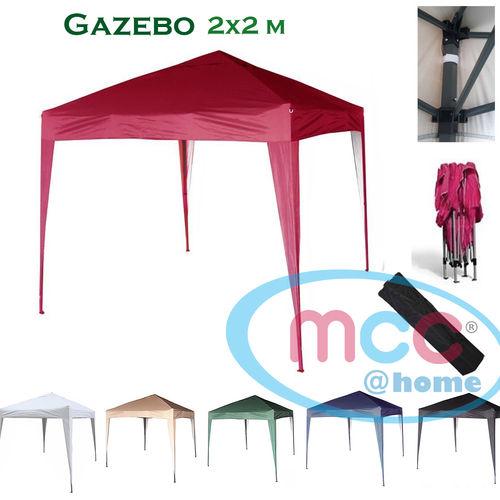 2m x 2m Gazebo Outdoor Garden Marquee Canopy No Sides