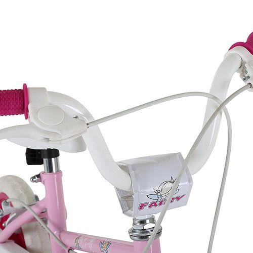 Sonic Fairy Kids Bike 12 inch - Pink