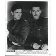 JOURNEY'S END (1983) Teleplay Maxwell Caulfield