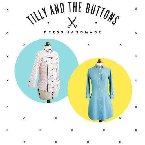 Tilly And The Buttons Rosa