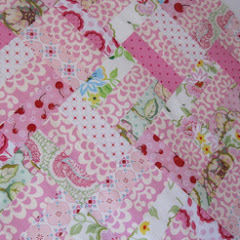 Beginner Make A Patchwork Quilt