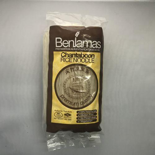 Benjamas Rice Stick 3mm 30x400g/case