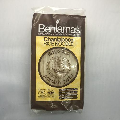 Benjamas Rice Stick 5mm 30x400g/case