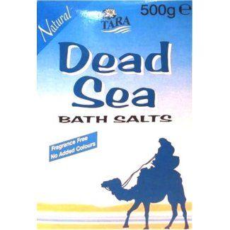 Tara Dead Sea Salt (500g)