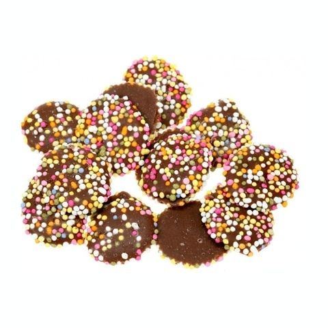 Milk Chocolate Jazzles