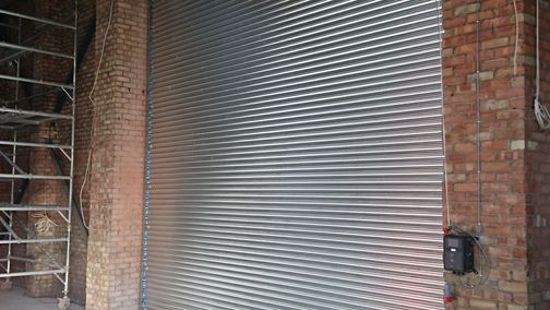 Industrial Roller Shutters