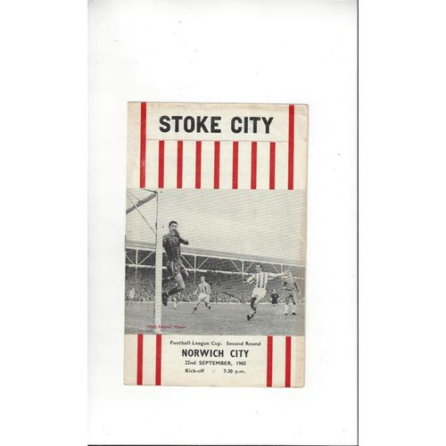 Norwich City Football Programmes