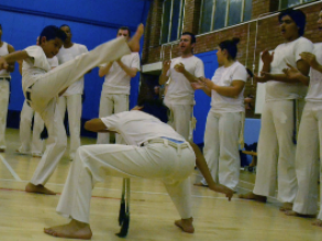 Capoeira Classes West London, Kids Capoeira Classes South West London, Capoeira Workshops London