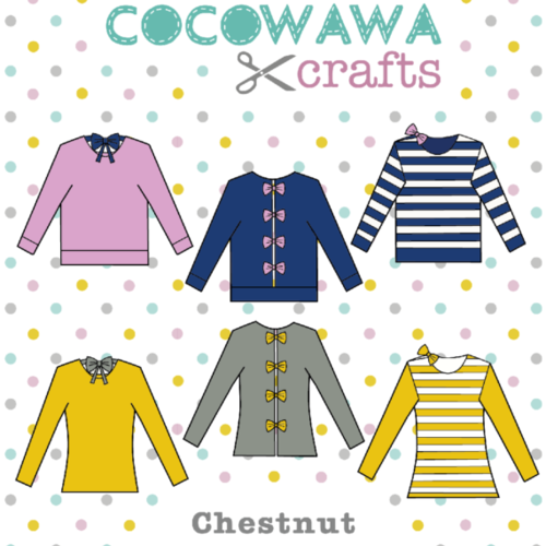 COCOWAWA Chestnut Sweater and Top