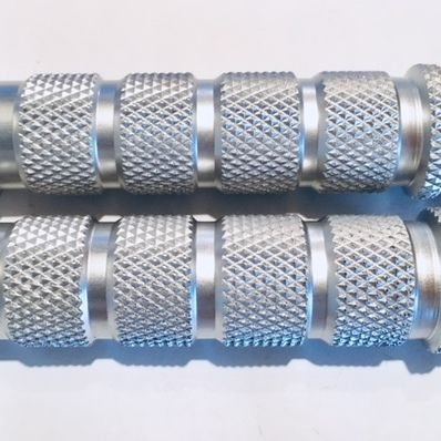 "PFR Footpegs ""PFR 2 - Knurled"""