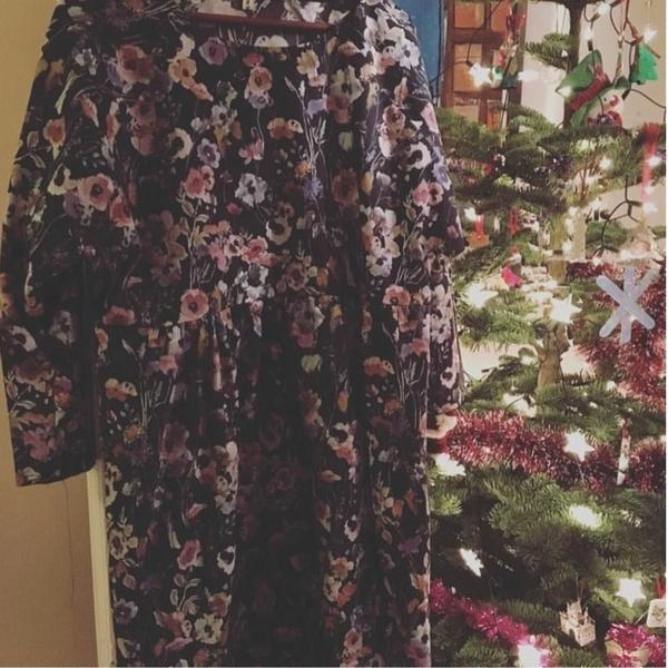 Iam Patterns Cassiopee Dress