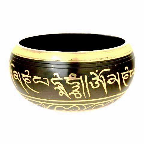 Ashtamangala Singing Bowl
