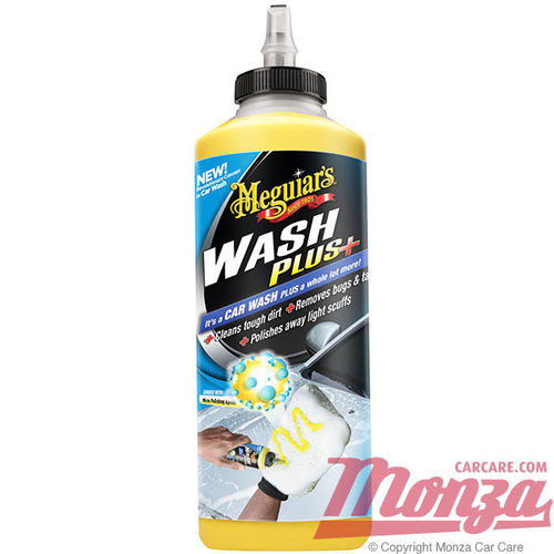 Meguiars Car Wash Plus+